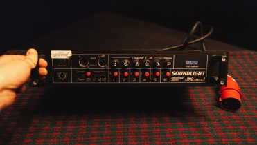 Dimmerpack Soundlight 8207D Pro Series